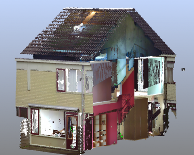 Scannen bestaande woningen